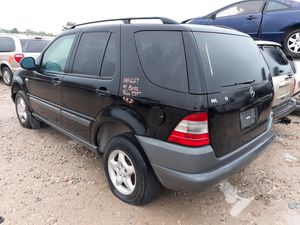 1999 Mercedes ml320 parts for Sale in DeSoto, TX