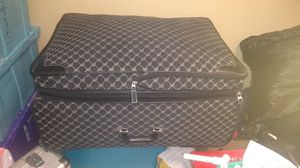American eagle suitcase stuffed with clothing for Sale in Federal Way, WA