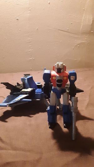 Transformers g1 action masters Starscream for Sale in Newton, KS