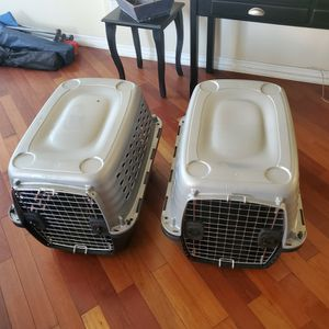1 Dog Kennal - Barely Used - Great Price. for Sale in San Diego, CA