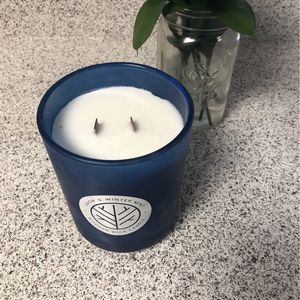 Wooden wick candle for Sale in Ontario, CA