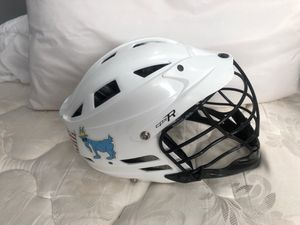 CPXR Lacrosse Youth Helmet - Good Condition for Sale in Palatine, IL
