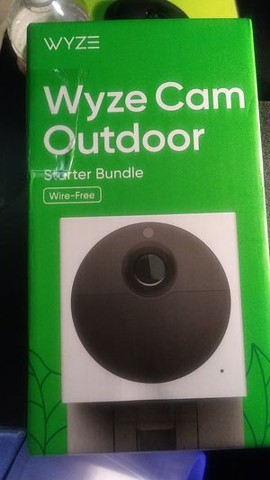 Wyze outdoor cam for Sale in Hurst, TX