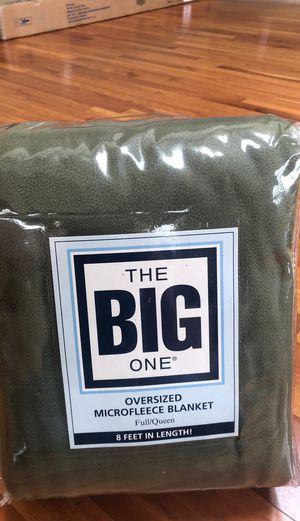 Microfleece Blanket Queen for Sale in Washougal, WA