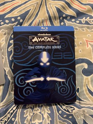 Avatar the Last Airbender the complete series for Sale in Shrewsbury, NJ