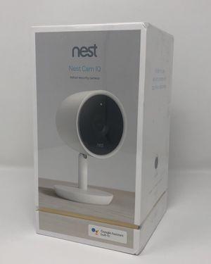 Nest Nest Cam iQ indoor- Firm $180 Firm for Sale in Laveen Village, AZ