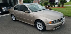 2001 BMW 525I MUST GO for Sale in Washington, DC