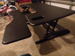 Standing Desk VariDesk ProPlus 48 Adjustable Height for Sale in Fairfax, VA