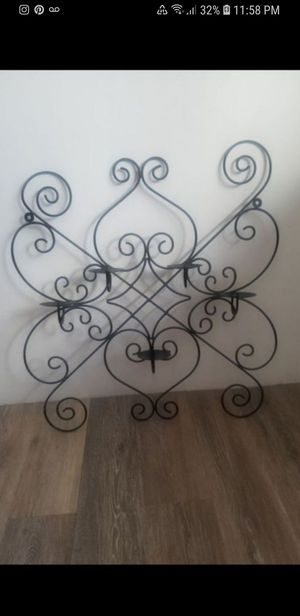 Wall Decor/Candle Holder for Sale in Auburn, WA