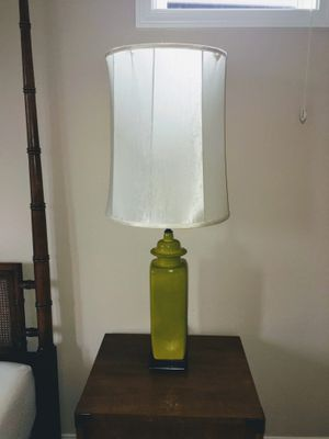 "Green Lamps - Set of 2 - 41"" Height for Sale in Sumner, WA"