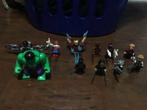 Marvel Lego Minifigures for Sale in Ontario, CA