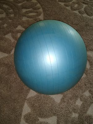 Exercise ball for Sale in Arlington, TX