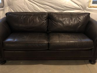 Bernhardt Leather Couch for Sale in Aurora,  CO