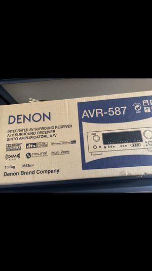 Home audio receiver for Sale in Sacramento, CA