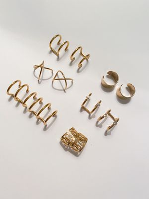 Gold Ear Cuff Set for Sale in Columbia, MD