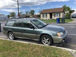 Subaru Outback 2001 for Sale in Salt Lake City, UT