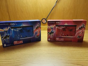 Pokemon X And Y Limited 3ds Xl Red/blue for Sale in Washington,  DC