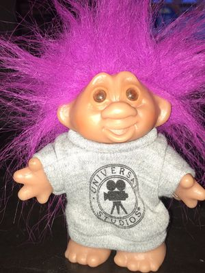Universal Studios Troll for Sale in Petoskey, MI