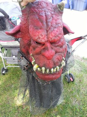 Halloween costume gou mask. for Sale in Glen Burnie, MD