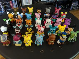 Vinylmation Lot (34 figures) (some rare) for Sale in Alhambra, CA