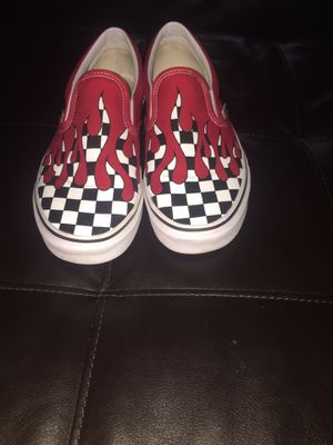 Low top vans for Sale in Greenville, NC