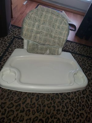 High chair seat / booster seat for Sale in St. Petersburg, FL