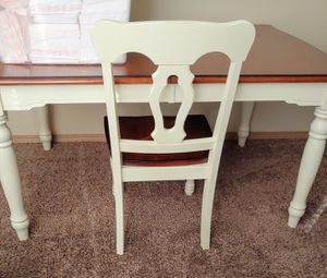 Kitchen Dining Table & 4 Chairs for Sale in Redmond, WA