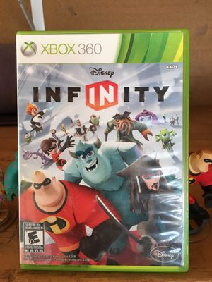 Xbox Disney Infinity characters and games for Sale in Santa Maria, CA