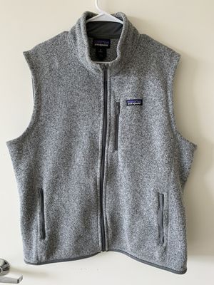Patagonia Better Sweater Vest - Stonewash / Grey - Size XL for Sale in San Francisco, CA