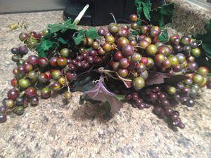 Grapes Kitchen decor for Sale in Fountain Valley, CA