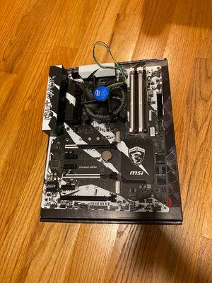 MSI Z270 Krait Gaming motherboard for Sale in Chicago, IL