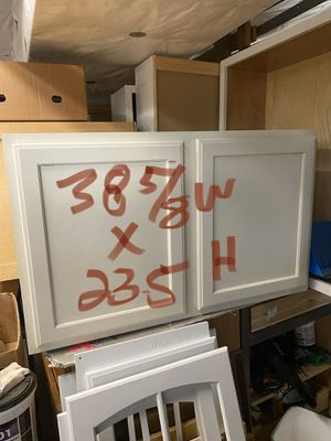 New above refrigerator cabinet for Sale in Jeannette, PA