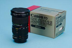 Canon FD 35-105 MINT for Sale in Richmond, VA