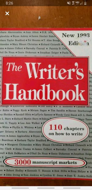 Ths Writer's handbook, like new for Sale in Pittsburgh, PA