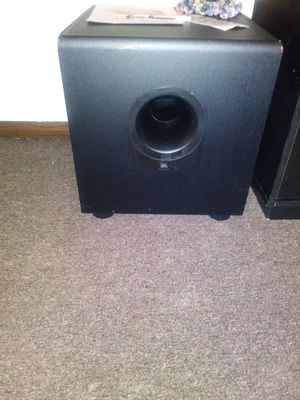 Sub woofer for Sale in Delavan, IL
