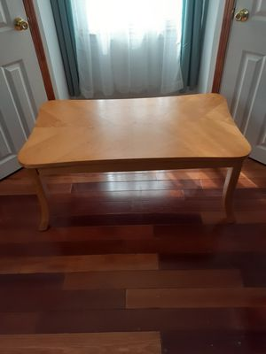 Coffee Table || Solid Wood for Sale in Philadelphia, PA