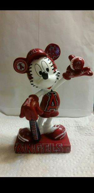 Anaheim Angels Mickey mouse figurine for Sale in Orange, CA