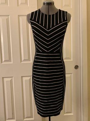 Black pin stripped dress for Sale in Phoenix, AZ