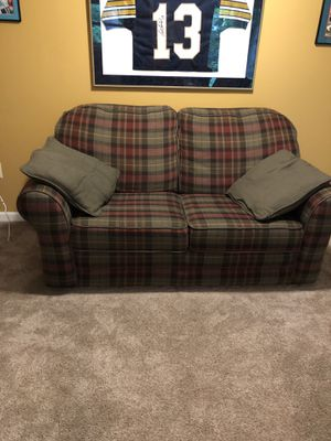 Loveseat and rocking recliner for Sale in North Springfield, VA