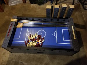 Foosball Table - Heavy Duty! for Sale in New Brighton, MN