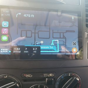 "Smart Radio7"" It works with Apple CarPlay / Bluetooth compatible with back up Camera, BRAND NEW for Sale in Orlando, FL"