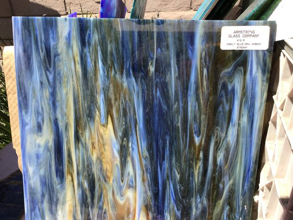 ART GLASS SHEETS