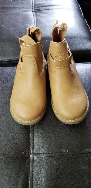 Light Brown Girls Short Boots for Sale in Mechanicsburg, PA