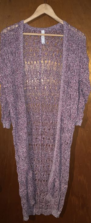Aeropostale 3/4 Sleeve Length Cardigan (M) for Sale in Wethersfield, CT