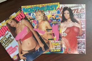 3 X magazines for cheappp for Sale in Blackstone, MA