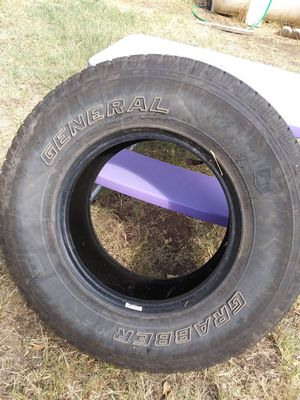 255/70 R15 only one tire for Sale in San Angelo, TX