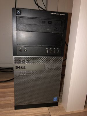 Dell Optiplex 9020 Desktop for Sale in Houston, TX