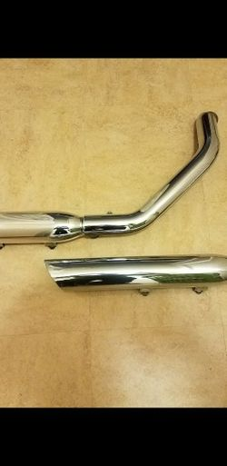 Harley Davidson Sportster Screaming Eagle Pipes for Sale in Acton,  MA