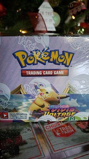 Pokémon Vivid Voltage Box for Sale in South Pasadena, CA