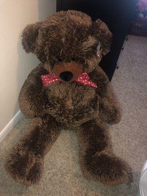 Giant Teddy Bear for Sale in Georgetown, TX